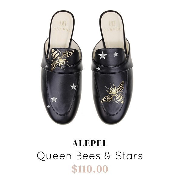 Alepel Queen Bees and Stars