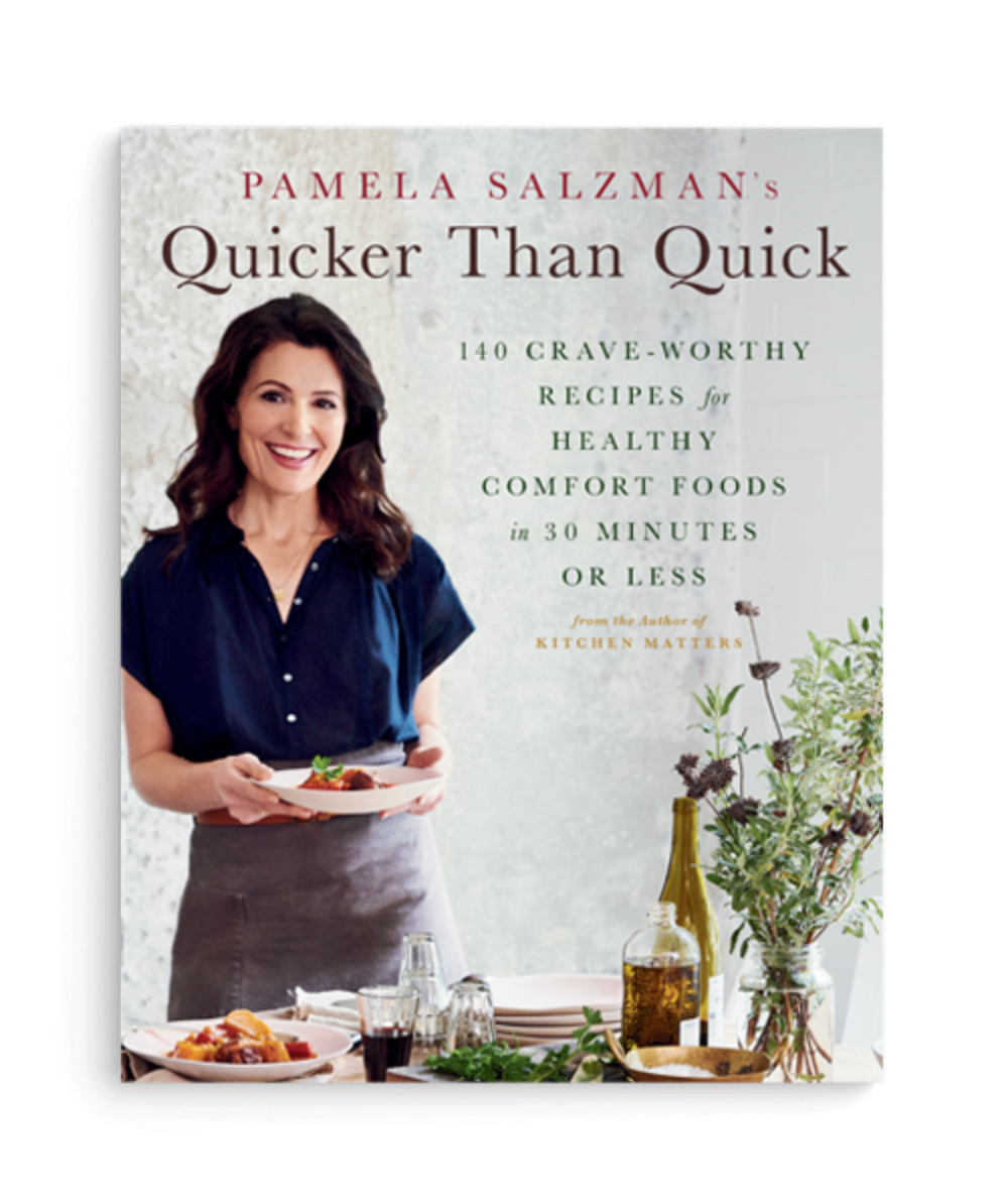Pamela Salzman Quicker Than Quick