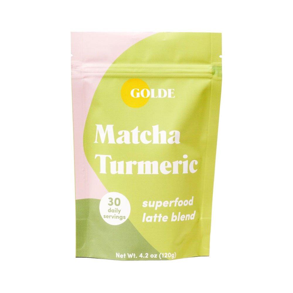 Golde - Matcha Turmeric Latte Blend $29