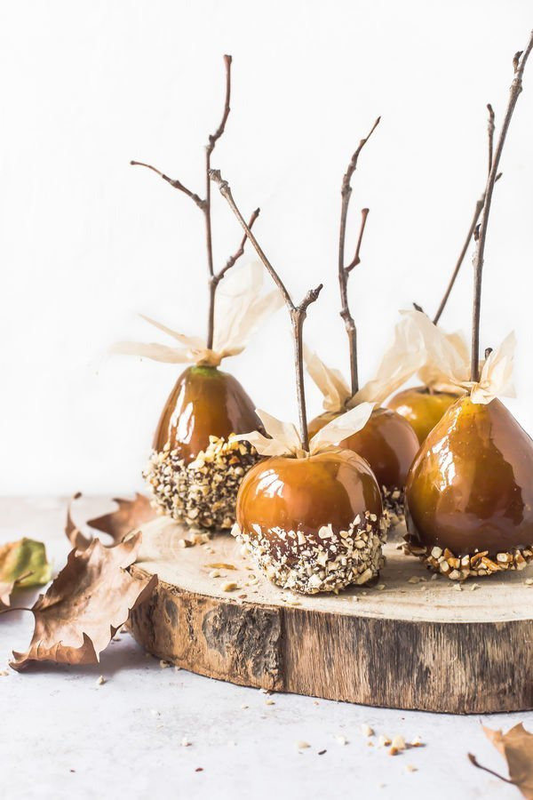 Toffee Apples and Pears